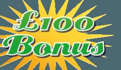 First Time Deposit Bonus
