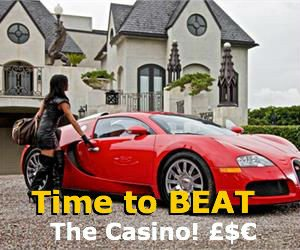 beat the casino image