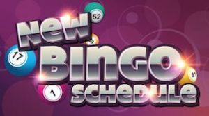 Dream Bingo Mobile Casino New Schedule