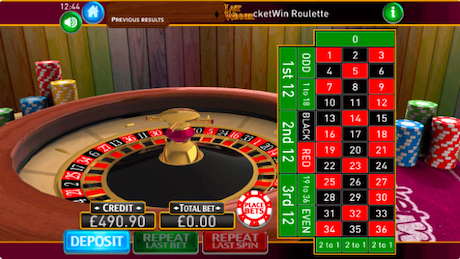 Real Money Roulette Games
