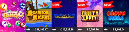 instant win online slots