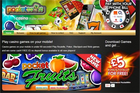 Casino Games on Your Mobile in Under 60 Seconds!