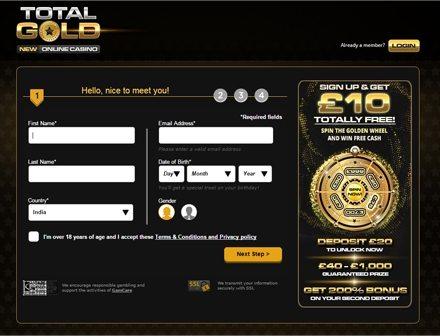 casino online bonus payment methods