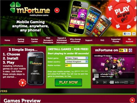 Android-mfortune-casino-games