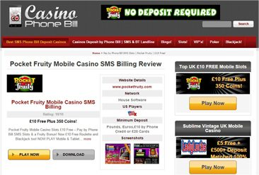 Play the Most Talked About UK Mobile Casinos