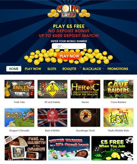 Play for the Unlimited casino Slots