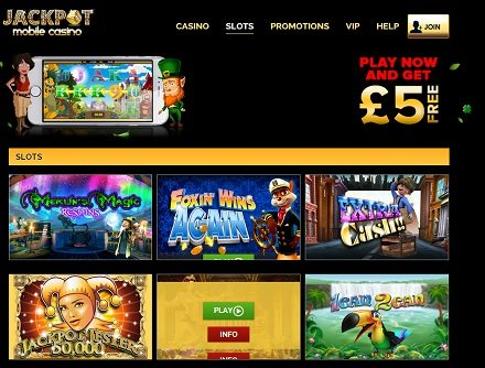 View Games at Casino
