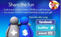 £350 Deposit Match Bonus