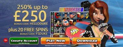 Duke Casino Gam