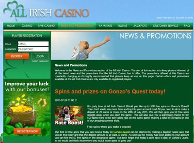 Best Free Spins and Prizes Available