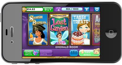 Spin Genie Casino Slots for Mobiel
