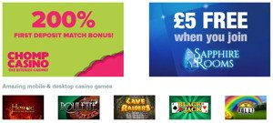 Reload Bonuses   Casino Social Media Promotions