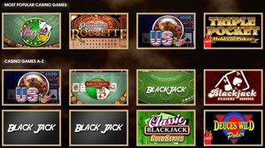 Casino Games Hippozino