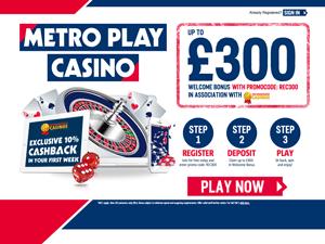 Metro Play Casino