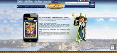 Long Harbor Casino For Online Play