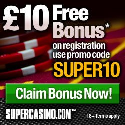 Super Casino Offers