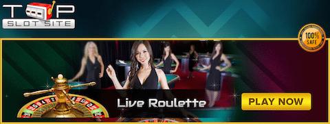 Top Slot Site Live Roulette