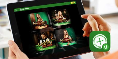 Unibet casino For Mobile