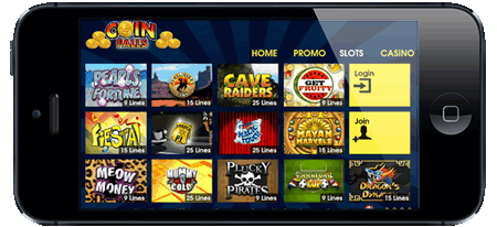Mobile Casino Bonus Deals