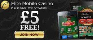 elite mobile casino