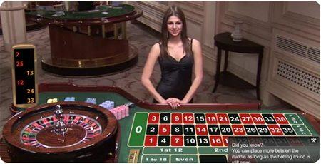 Live Online Gambling