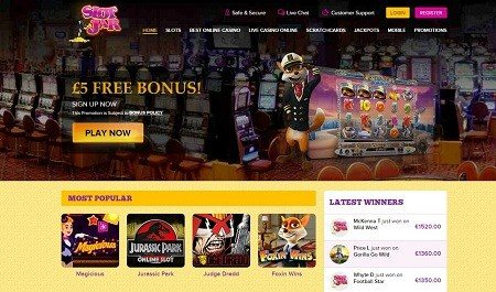 SlotJar Free Bonus no Deposit