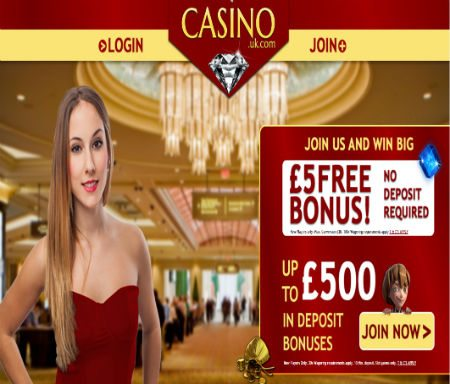 Online casino with free sign up bonus