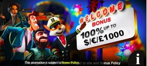 Goldman casino real money welcome bonus