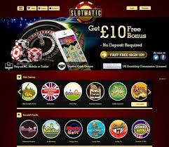 Casino UK Deposit Bonuses