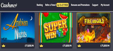 Real money phone slots casino