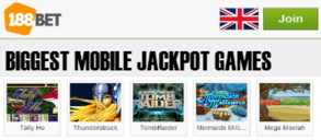 188Bet Casino Site