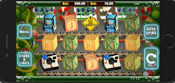 CoinFalls Casino - Elf and Safety Christmas iPhone Slots