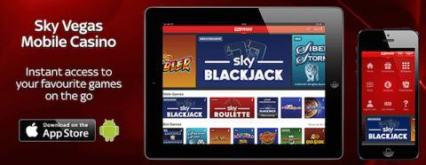 Mobile Casino Bonuses - Sky Vegas