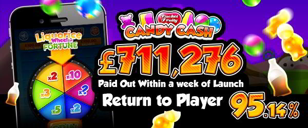 Pocket Fruity Candy Crush Slots