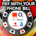 PocketWin Roulette Play by Phone Bill