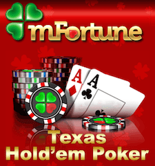 Poker App - MFortune