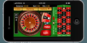 SMS Mobile Casino Phone Bill