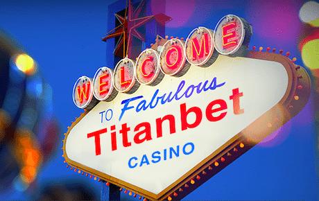 Titanbet Casino - No Depozitave Bonus