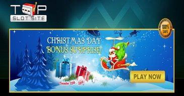 TopSlotSite Christmas Slots - Play Now