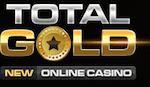 Total Gold Casino | 100% Welcome Bonus up to £200 +25 FREE Spins!