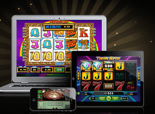 Total Gold Mobile Casino