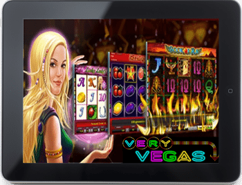 Very Vegas iPad Casino