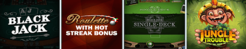 bgo Mobile Casino Games