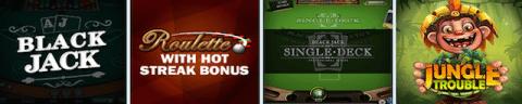 bgo Mobile Casino Games