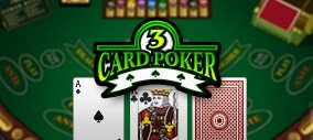 3 Card Poker Mobile iPhone