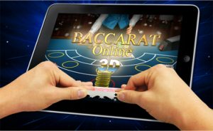 live dealer baccarat games