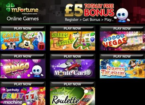 mobile slots free bonus real money
