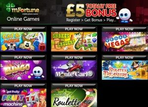 mobile casino 5 free mfortune-ss1