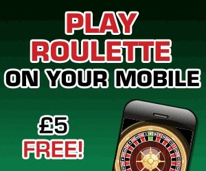 mobile online casino play roulette now