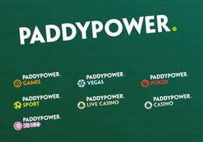Play Casino on Paddy Power
